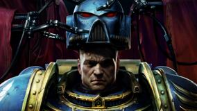 Warhammer 40000- Space Marine &#8211; Looking Front